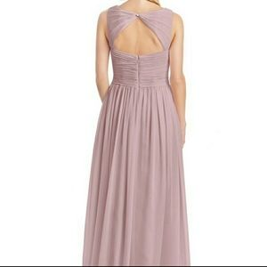 Azazie Dresses - Azazie Dusty rose dress